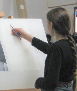 Basis Portrettekenen Tieners